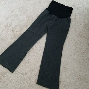 Maternity dress pants
